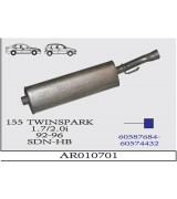 155  ARKA TWINSPARK 1.7/2.0İ 92-96  G/A