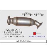 AUDI  A-4  1.6 / 2.0  KATALİTİK KONVERTÖR  E-3 1998-04