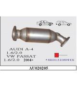 AUDI  A-4  1.6 / 2.0  K.K.  E-4  2004-08