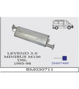 LEVENT M136 3,0 MİN.SUST. 95-98 G/A