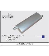 BMC LEVEND 80 TDi KMYT.SUS. 2003>....