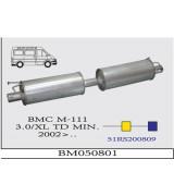 BMC  M-111 A-O SUS.  2002> ..G/A