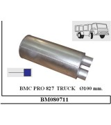 BMC PRO 827 SUS. Ø100 mm. GRŞ-ÇKŞ.