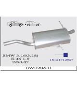 BMW 3.16/3.18i   E-46 1.9 BNZ. A.B 1998-02