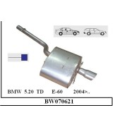 BMW  5.20  TD  A.B. E-60  2004>..