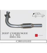 CHEROKEE 3.1 TD  SPRLLİ.ÖN BORU  2001-04