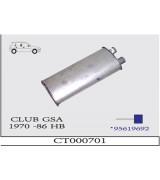 CLUB  GSA ORTA G/A 1970-86 BNZ