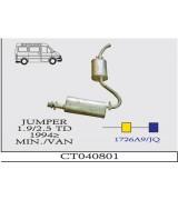JUMPER  A-O 1.9/2.5 TD  G/A . 1994>...