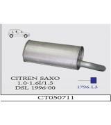 SAXO 1.5 DSL/1.0-1.6İ  ARKA SUS...1996-00  G/A