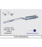 DACIA PICK-UP A.B F8Q UZUN
