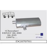 CHRYSLER-HINO 26.200-26.235 KMY. SUS.