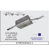 NUBIRA A.B. Uz 1.8-2.0  SDN  1998>