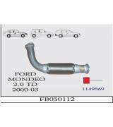 MONDEO 2.0 TD ÖN BORU SPR.Lİ 2000-03