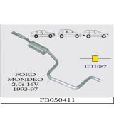 MONDEO 2.0İ 16V O.B SPR.Lİ HB/SD/SW 93-97