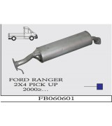 FORD RANGER 2X4 PICK-UP A.B