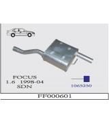 FOCUS 1.6  A.B. SDN   G/A 1998>...