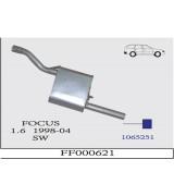 FOCUS 1.6 STW A.B. . G/A 1998>...