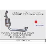 FOCUS 1.6 TDCI  DSL K.K     E-3  2004-08