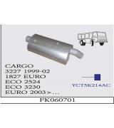 CARGO 3227 EURO 1999-02 / CARGO 1827 EURO/ECO 2524 EURO 2003>.../          ECO 3230 EURO 2003>...SUSTURUCU