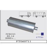 IVECO 85.14 / M50 / 120.14 SUS. 2000>...