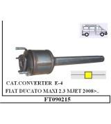 DUCATO MAXI 2.3 MJET ORTA K.K. E-4  2008>..