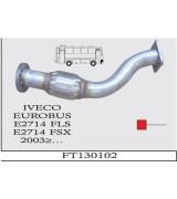IVECO E2714 FLS/FSX  MIDIBUS ÖN BORU SPR.Lİ  2003>...