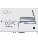 STRADA 1.9 DSL PICK-UP ARKA SUS.  2004>..