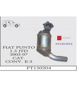 PUNTO (II) 1.3 JTD  K.K  E-3 2003-07