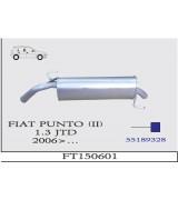 PUNTO (II)  JTD  1.3   A.B  2006>...