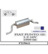 PUNTO (II) 1.2 16V  ARKA SUS. 1999-06