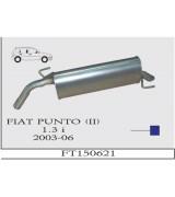 PUNTO (II) 1.3  A.B  BNZ  2003-06