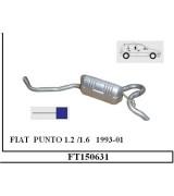 PUNTO 1.2 /1.6   A.B. BSK. 1993-01