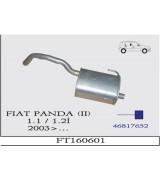 PANDA (II) 1.1 / 1.2i  ARKA SUS. 2003 > ....
