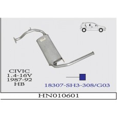 CIVIC  A.B 1.4  16V 1987-92 G/A