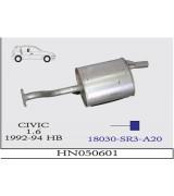 CIVIC 16 V 1.6 HB 1992-94 G/A