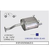 CIVIC  1.4 16V HB   G/A
