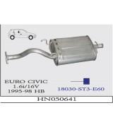 CIVIC A.B 1.5 VTEC16V HB 1995>.. G/A