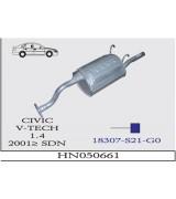 CIVIC A.B EURO 1.4 SDN  2001>... G/A