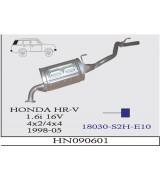 HR-V A.B. 1.6i  16V  4x4   1998-05