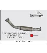 HYUNDAI H-100 KMYT. ÖN BORU SPR. 95-97