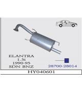 ELANTRA A.B 1,5İ SDN  90-95 G/A