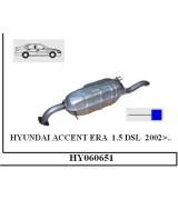 ACCENT ERA DSL.1.5 A.B BSK. 2002>..