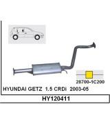 GETZ  1.5 CRDi  O.B. 2003-05