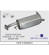 HYUNDAI GETZ 1.3 A.B 2004>..