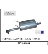 AVENTE 1.5/1.6 BNZ. A.B  1995-99