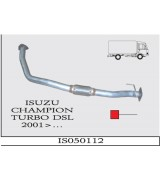CHAMPION TURBO DSL ÖN BORU SPR.Lİ  2001>...