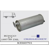 BONGO 2.7  SUS. 1997-99 G/A