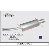 CLARUS 2.0 ARKA SUS. 1996-98