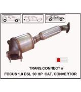 90 HP FOCUS 1.8 DSL/TRNST CONNECT  SPRLLİ KAT.KONV.