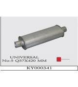 UNIVERSAL K.Y 05 Q57X420 MM OVAL G/A